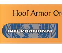 hoof armor_ordering options mid international